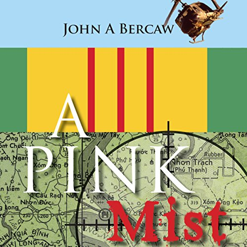 A Pink Mist audiobook cover art