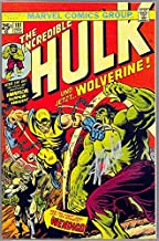 The Incredible HULK #181 (1st Appearance WOLVERINE Rare GERMAN Edition)