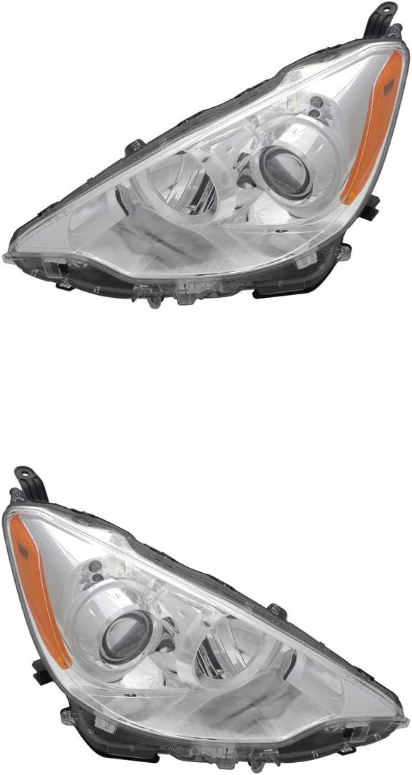 Headlight Assembly Max 60% OFF - Cooling Direct OFFicial mail order 8111052E81 Fit 8115052E For