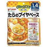 ピジョン 食育レシピ鉄Ca たらのブイヤベース 120g 1セット(6個)