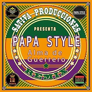 Alma De Guerrero ( Remix)
