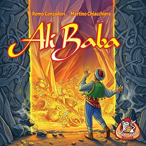White Goblin Games Ali Baba Viajes/Aventuras Niños y Adultos - Juego de...