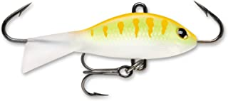 Rapala Jigging Shad Rap 05 Fishing lure, 2-Inch, Orange Tiger UV