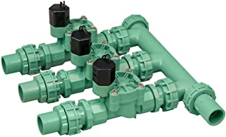 Orbit 57253 3-Valve Heavy Duty Preassembled Manifold