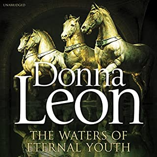 Couverture de The Waters of Eternal Youth