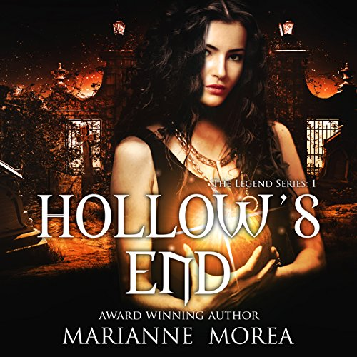 Hollow's End audiobook cover art