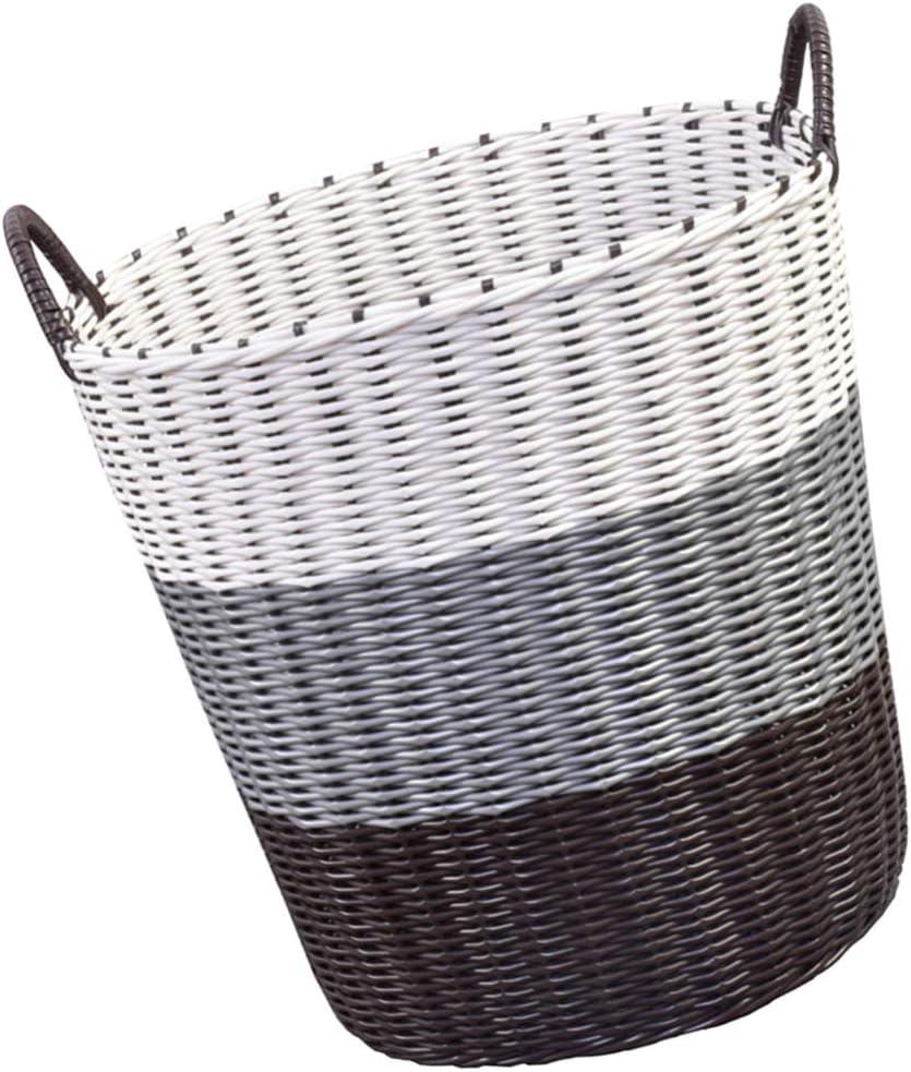 YARNOW Laundry Basket Popular Nippon regular agency product Plastic Storage Bucket Hamper Bask