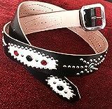 Cinturón western viva mexico
