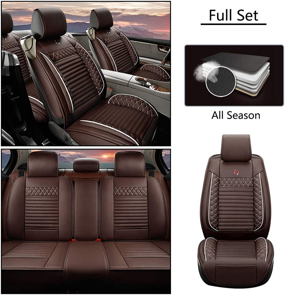 Full Set All At the price of surprise Seasons Car Seat GL for VW Volkswagen Max 62% OFF Passat Covers