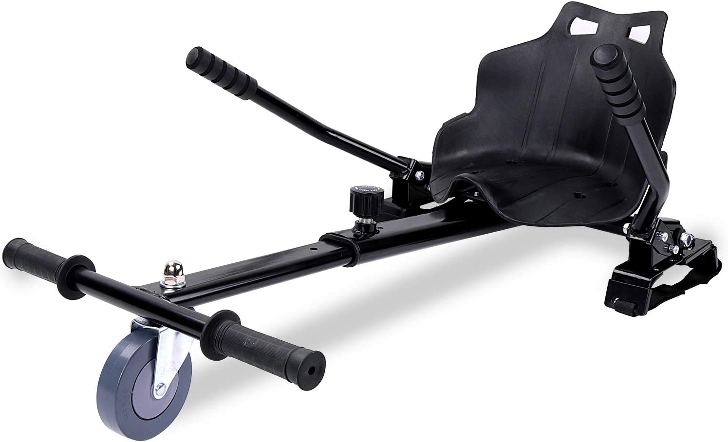 Does NOT include Hoverboard RIGRIN Hoverkart Hoverboard Seat Attachment Accessory for 6.5 8 10 Scooter Hoverkart only Go Kart Hover Cart Frame