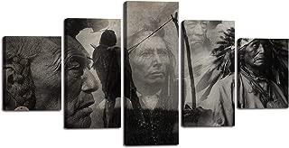 native american murals
