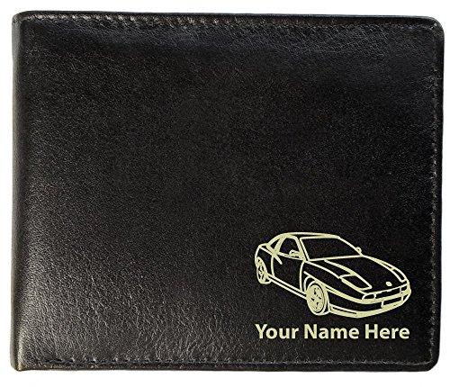 Herren Geldbörse FIAT Coupe Design, personalisierbar, Leder (Toscana-Stil, personalisierbar)