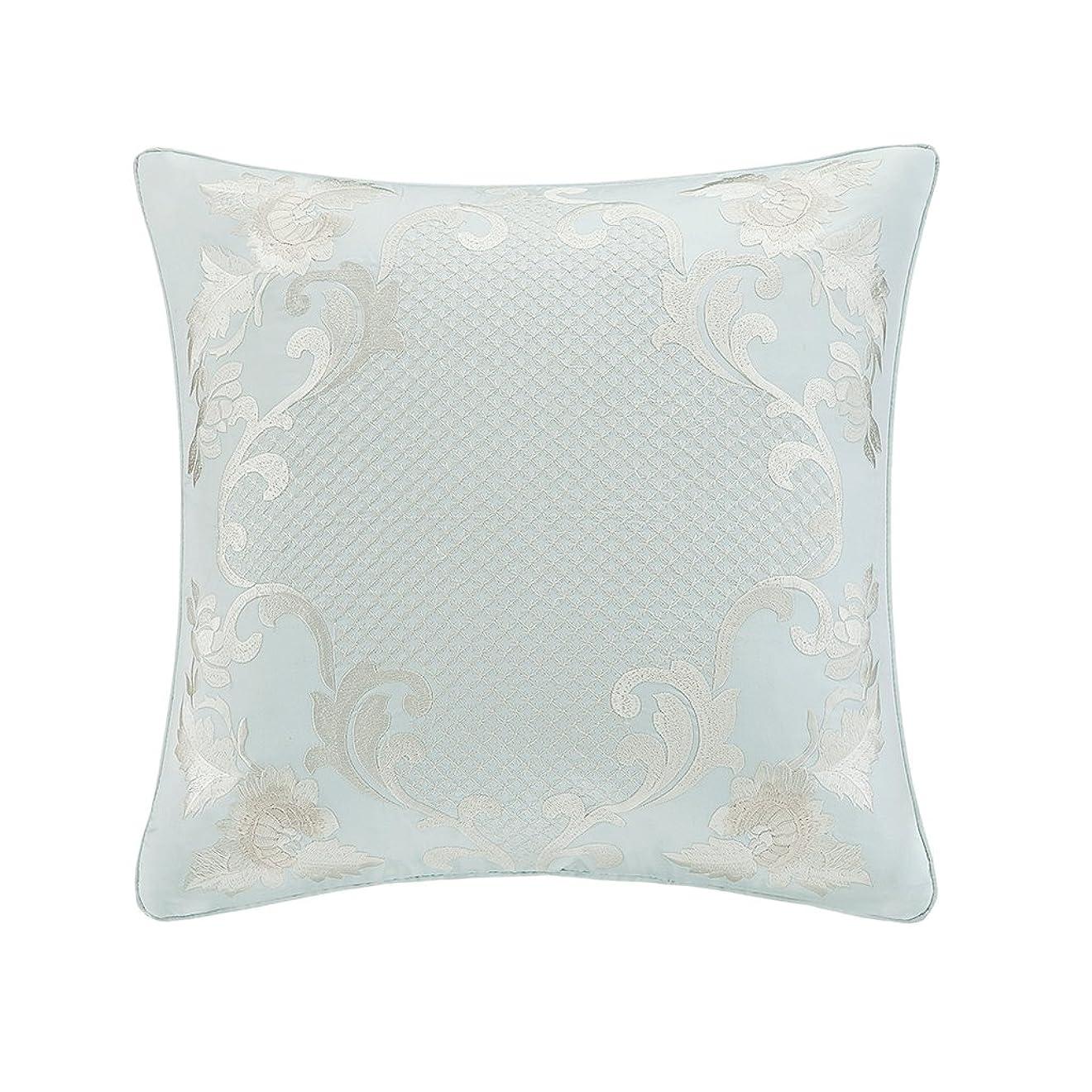 消える家レクリエーション名取Mantones deマニラ正方形枕 18x18