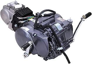 HYYKJ 125CC 4-Stroke Motor Engine Pit Dirt Bike ATV Quad Kit Manual Clutch Single Cylinder CDI Air Cooled for Honda CRF50 CRF70 XR50 XR70 Z50 Z50R