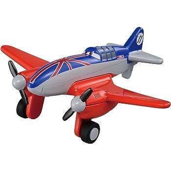 トミカ プレーンズ P-05 ブルドッグ (スタンダードタイプ)