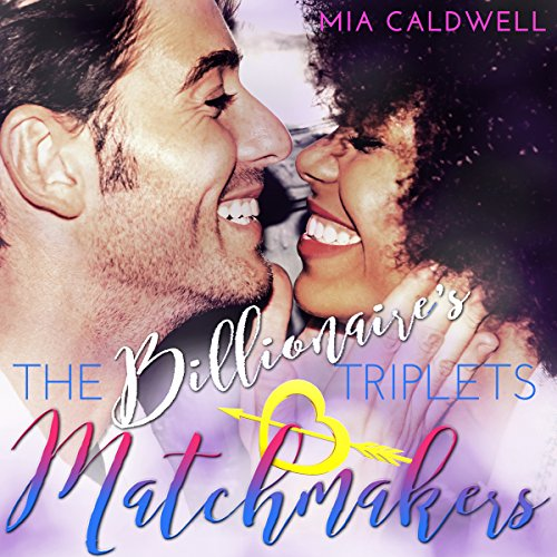 The Billionaire's Triplets Matchmakers audiobook cover art