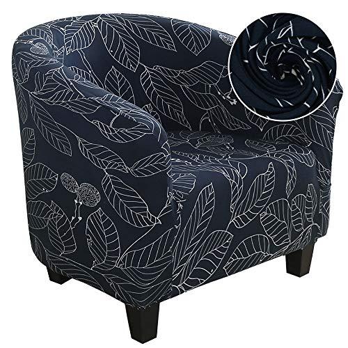 SearchI Sesselschoner, Sesselüberwurf, Jacquard Sesselbezug, Sesselhusse, Elastisch Stretch Sesselbezug für Clubsessel Loungesessel