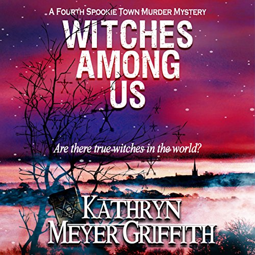 Witches Among Us audiobook cover art