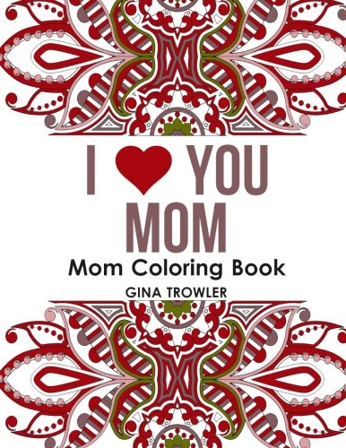 Product Image of the Mom Coloring Book
