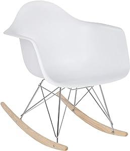 SKLUM Chaise à Bascule IMS [New Supreme] Blanc - (Plus de Couleurs)