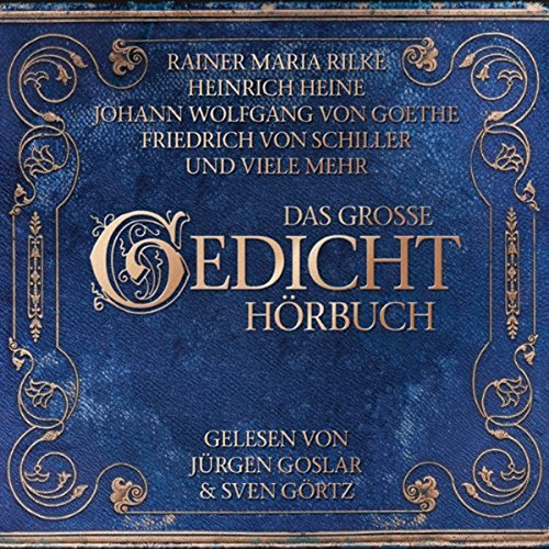Das Gedicht Hörbuch audiobook cover art