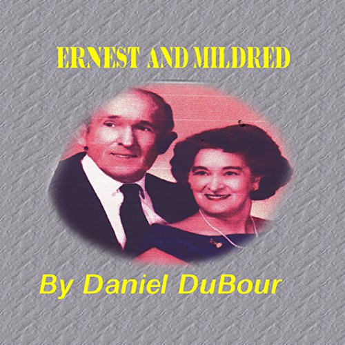 Ernest and Mildred audiobook cover art