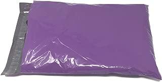 Shop4Mailers 36.83 x 48.26 cm 紫色塑料袋邮寄信封,0.46 cm 100 Pack 紫色