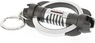 Star Wars Rebels Inquisitor Lightsaber KeyLite - Key Chain with Bright LED Key Light Flashlight