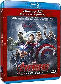 Avengers : L'ère d'Ultron 3D + Blu-Ray 2D (B00WGV0DS0)   Amazon price tracker / tracking, Amazon price history charts, Amazon price watches, Amazon price drop alerts