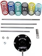 TRITDT Universal Billet Adjustable Wastegate Actuator with 6 spring 4 Rod