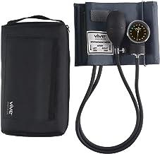 Vive Precision Aneroid Sphygmomanometer with Case – Manual Blood Pressure Checker..