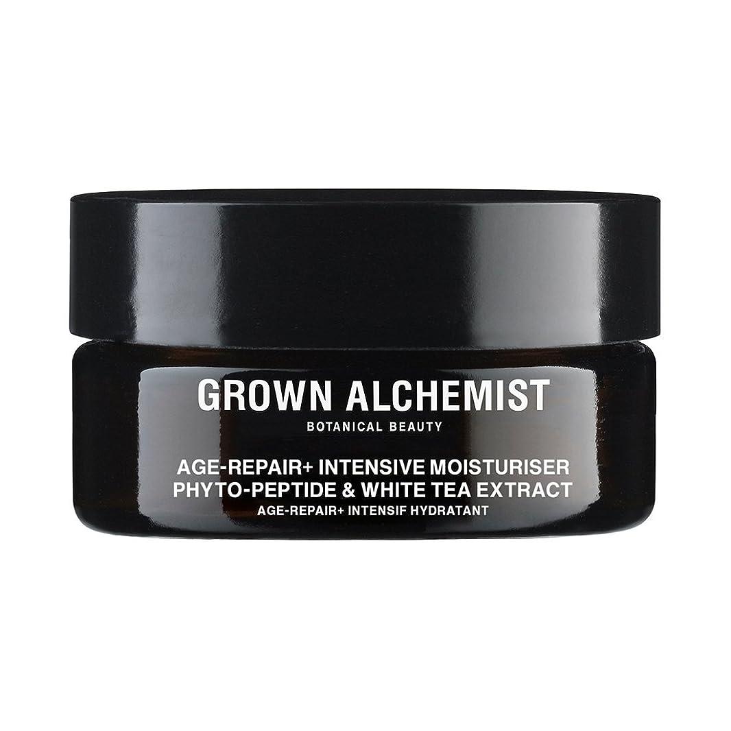 シャンプー強風抵抗するGrown Alchemist Age-Repair+ Intensive Moisturiser - White Tea & Phyto-Peptide 40ml/1.35oz並行輸入品