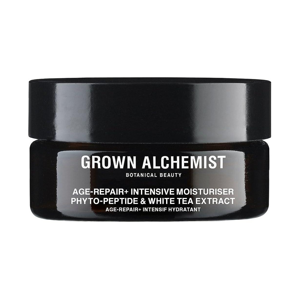 前ディベートキャリアGrown Alchemist Age-Repair+ Intensive Moisturiser - White Tea & Phyto-Peptide 40ml/1.35oz並行輸入品