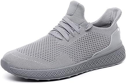 Zapatillas de Seguridad para Hombre Ligeras Zapatillas Deportivas de Mujer Running Zapatos para Correr Gimnasio Calzado