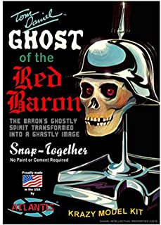 Tom Daniel Ghost The Red Baron