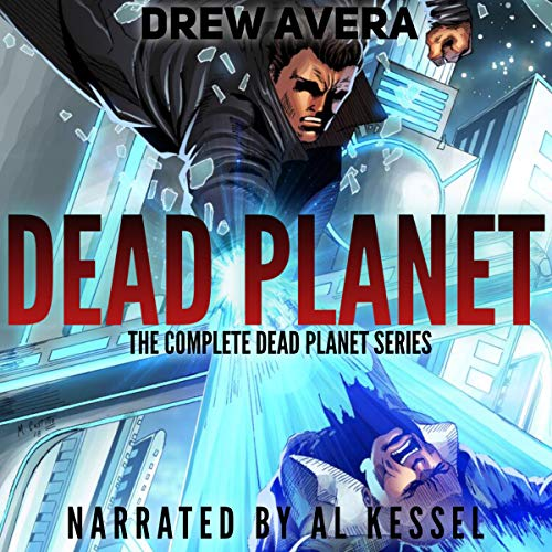The Complete Dead Planet Series cover art