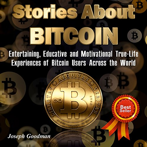 Stories About Bitcoin audiobook cover art