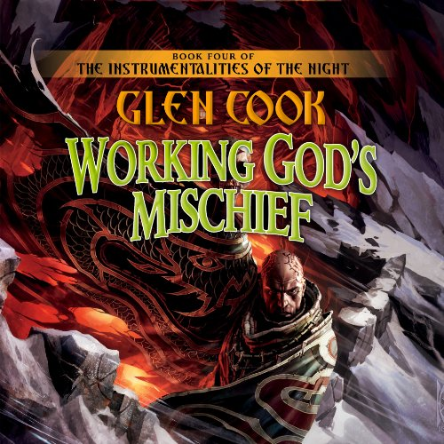 Working God's Mischief audiobook cover art