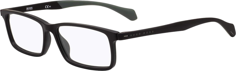 Hugo Direct store Boss Bargain sale BOSS 1081 Matte Brown 145 16 men Eyewear Frame 58