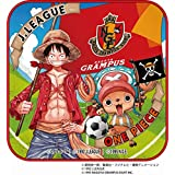 [ONE PIECE×J.LEAGUE] ルフィ&チョッパー ミニタオル JOPCL0002 (名古屋グランパスエイト)