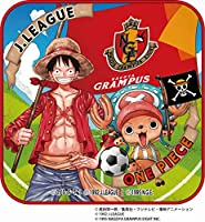 [ONE PIECE×J.LEAGUE]ルフィ&チョッパー ミニタオルJOPCL0002 (名古屋グランパスエイト)