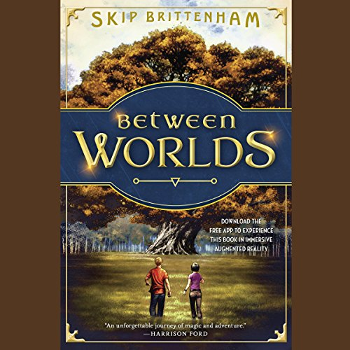 Between Worlds audiobook cover art