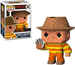 Funko Pop 8 Bit Nightmare on Elm Street Freddy Krueger NES Colors Exclusive