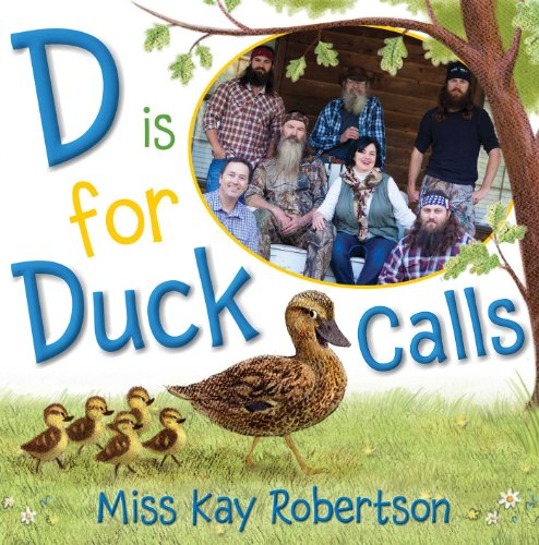 D Is for Duck Calls (English Edition)
