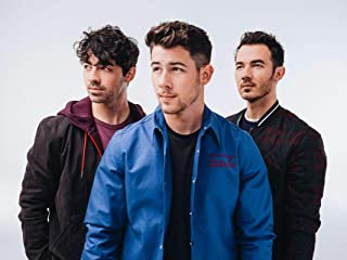 Divine Posters Jonas Brothers Pop Rock Band Joe Jonas Kevin Jonas Nick Jonas 12 x 18 Inch Multicolour Famous Poster DPJB269
