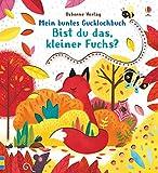 Mein buntes Gucklochbuch: Bist du das, kleiner Fuchs?: ab 6 Monaten