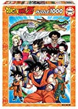 Educa Personajes Dragon Ball Z Puzzle, 1000 Piezas, multicolor (18496)
