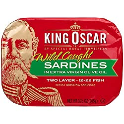 king oscar sardines extra virgin olive oil