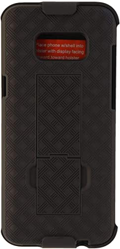 discount Verizon OEM Shell/Holster Combo with popular Kickstand for discount Samsung Galaxy S8+ (Plus) online