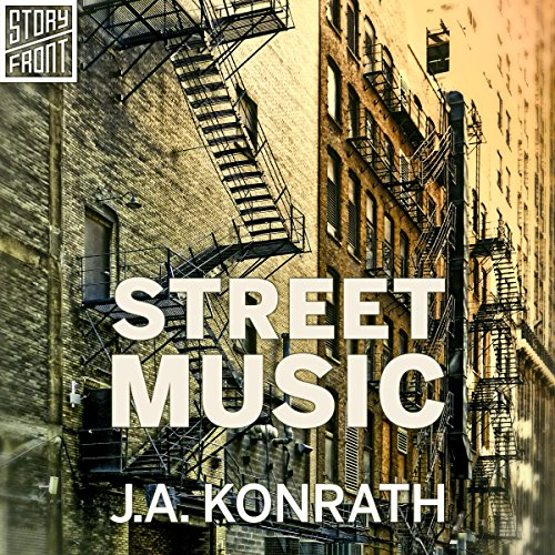 Street Music audiobook cover art